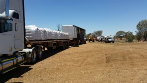 Longreach drought donation
